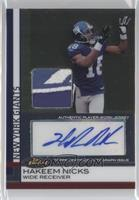 Hakeem Nicks /209