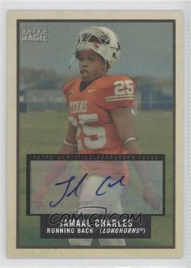 2009 Topps Magic - Autographs #32 - Jamaal Charles