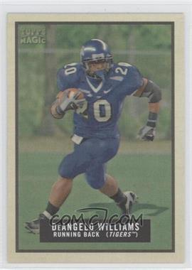 2009 Topps Magic - [Base] #131 - DeAngelo Williams