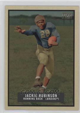 2009 Topps Magic - Jackie Robinson #TM-JR - Jackie Robinson