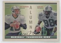 Chad Pennington, Randy Moss