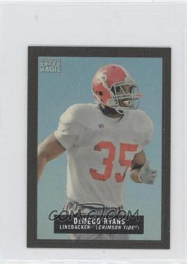 2009 Topps Magic Mini Black #6 - DeMeco Ryans