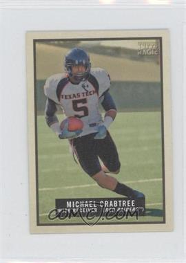 2009 Topps Magic Mini #97 - Michael Crabtree