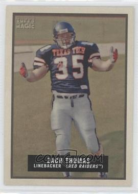 2009 Topps Magic #101 - Zach Thomas