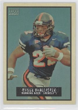 2009 Topps Magic #165 - Deuce McAllister