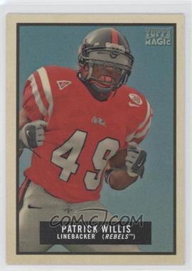 2009 Topps Magic #166 - Patrick Willis