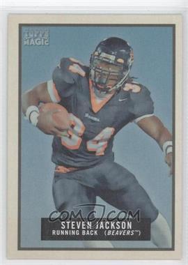 2009 Topps Magic #220 - Steven Jackson