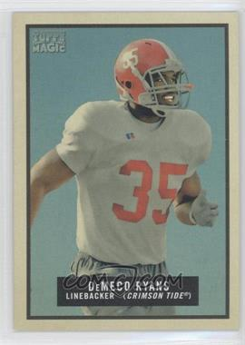 2009 Topps Magic #6 - DeMeco Ryans
