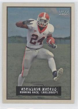2009 Topps Magic #76 - Knowshon Moreno