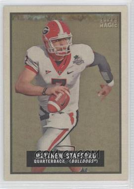2009 Topps Magic #77 - Matthew Stafford