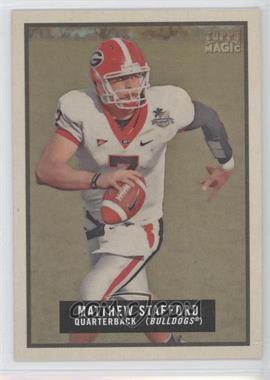 2009 Topps Magic #77 - Matthew Stafford