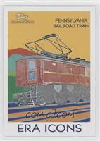 Pennsylvania Railroad Train
