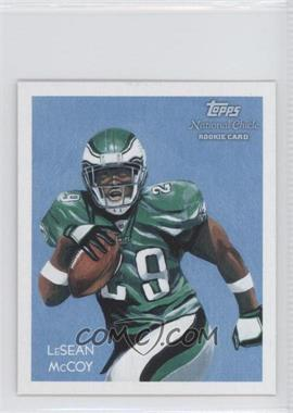 2009 Topps National Chicle Mini National Chicle Back #C91 - LeSean McCoy