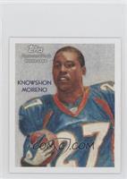 Knowshon Moreno /25