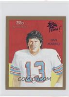 Dan Marino [Must Be Authenticated]