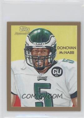 2009 Topps National Chicle Mini #C65 - Donovan McNabb