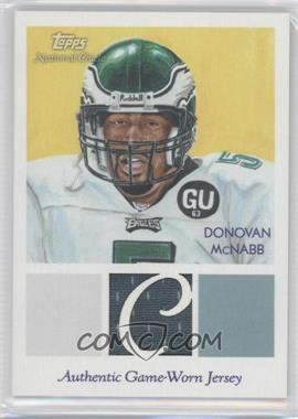 2009 Topps National Chicle Relics #NCR-DM - Donovan McNabb