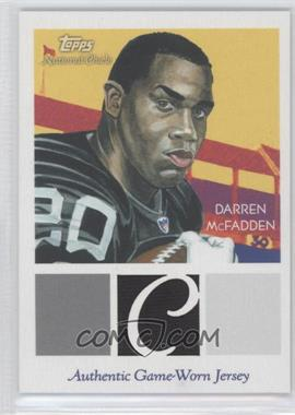 2009 Topps National Chicle Relics #NCR-DMC - Darren McFadden