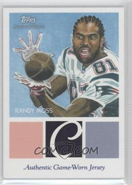 2009 Topps National Chicle Relics #NCR-RM - Randy Moss