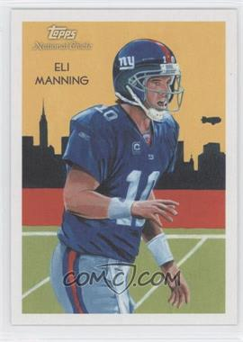 2009 Topps National Chicle #C95 - Eli Manning