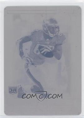 2009 Topps Platinum - [Base] - Printing Plate Magenta #130 - LeSean McCoy /1