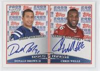 Donald Brown, Chris Wells, Shonn Greene, LeSean McCoy