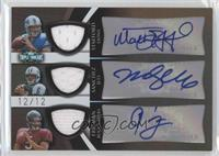 Mark Sanchez, Josh Freeman /12
