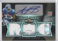 Andre Brown /30