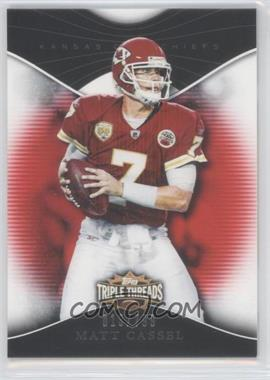 2009 Topps Triple Threads #8 - Matt Cassel /799