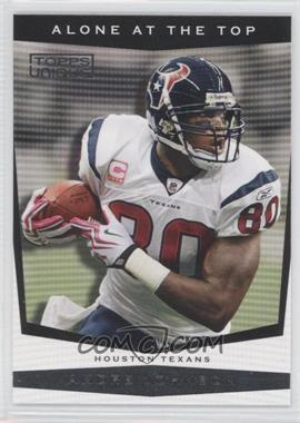 2009 Topps Unique - Alone at the Top #AT3 - Andre Johnson