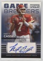 Matt Cassel /100
