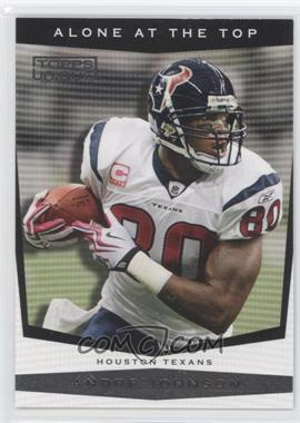 2009 Topps Unique Alone at the Top #AT3 - Andre Johnson