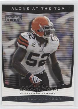 2009 Topps Unique Alone at the Top #AT7 - D'Qwell Jackson