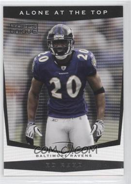 2009 Topps Unique Alone at the Top #AT9 - Ed Reed