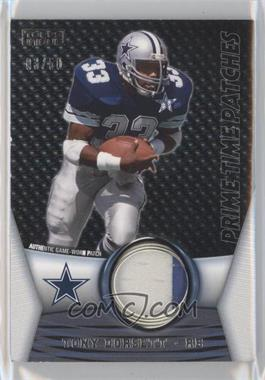 2009 Topps Unique Prime Time Patches #PTP-138 - Tony Dorsett /50