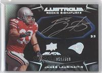 James Laurinaitis /399