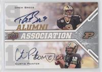 Curtis Painter, Drew Brees /15