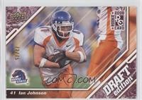Ian Johnson /75