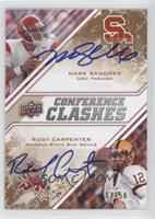 Mark Sanchez, Rudy Carpenter /50