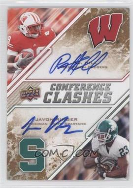 2009 Upper Deck Draft Edition Copper Autographs [Autographed] #270 - Javon Ringer, P.J. Hill /50