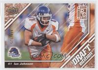 Ian Johnson /125