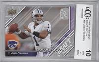 Josh Freeman [ENCASED]
