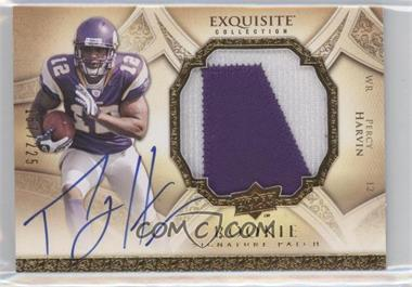 2009 Upper Deck Exquisite Collection - [Base] #162 - Percy Harvin /225