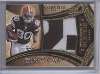Brian Robiskie, Mike Wallace /50