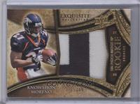 Knowshon Moreno, Chris Wells /50