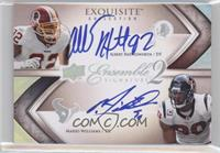 Mario Williams, Albert Haynesworth #/50