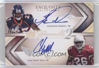 Chris Wells, Knowshon Moreno /35