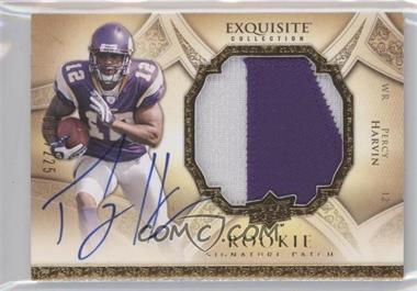 2009 Upper Deck Exquisite Collection #162 - PERCY HARVIN /225