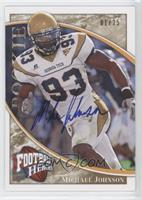 Michael Johnson /25