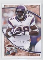 Adrian Peterson /35